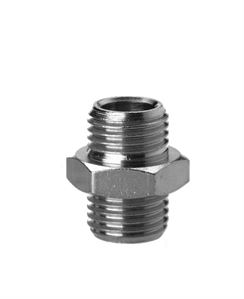 2501 Nipple - Parallel Brass Pipe Fitting