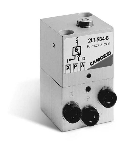 Series 2L Basic Logic Valves