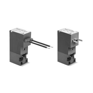 Series W Directly Operated Mini-Solenoid Valves