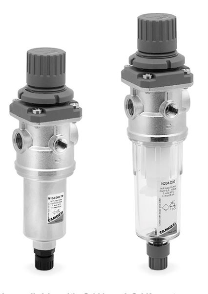 Series N Filter Regulators