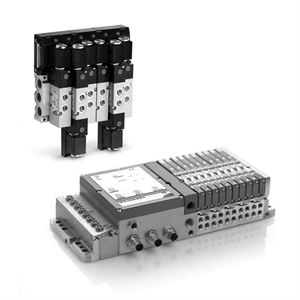 Pneumatic Valve Islands and Fieldbus Nodes