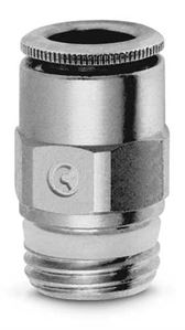 S6510 Male Stud Push In Fitting