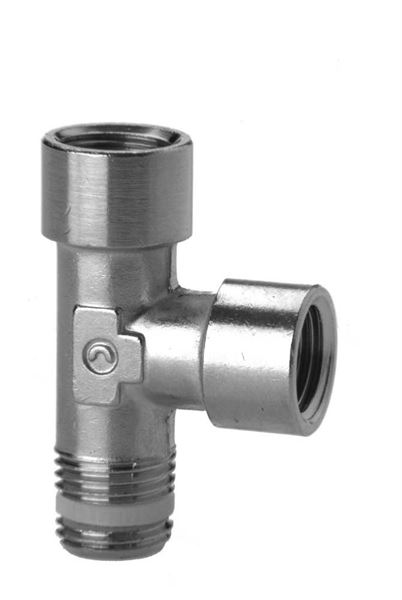 S2070 Male Run Tee - Taper Pipe Fitting Sprint