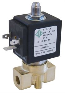 Direct Acting Industrial Solenoid Valves 3/2 NC