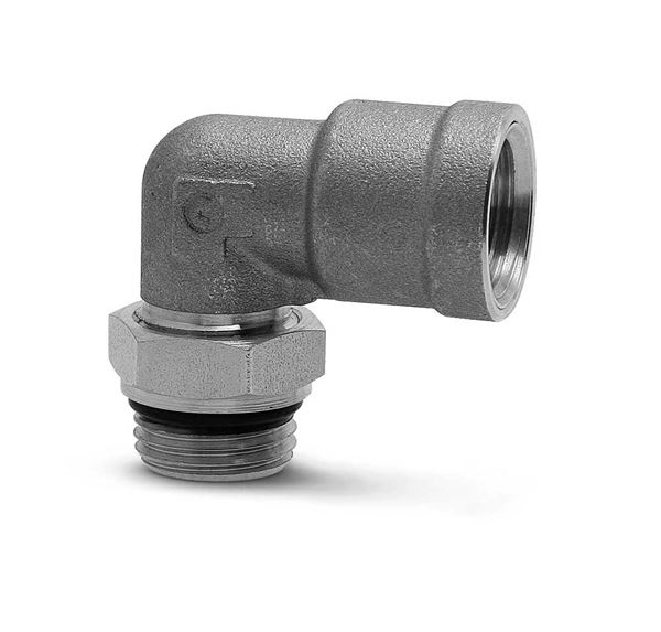 D2022 Male Female Elbow Air Brake Fittings