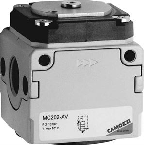 Series MC Soft Start Valve
