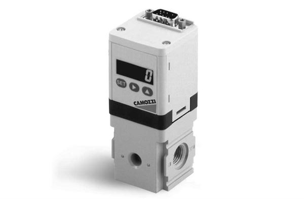 Series ER 200 Digital Electro-pneumatic Regulator
