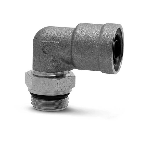 9502 Swivel Elbow Air Brake Fittings