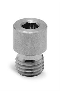 Series 42 & 92 Threaded Pins Stainless Steel 303