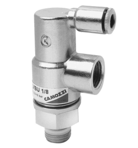 Series VBO, VBU Blocking Valves
