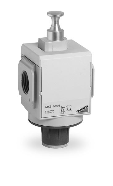 Series MX2 Lockable Manual Valves