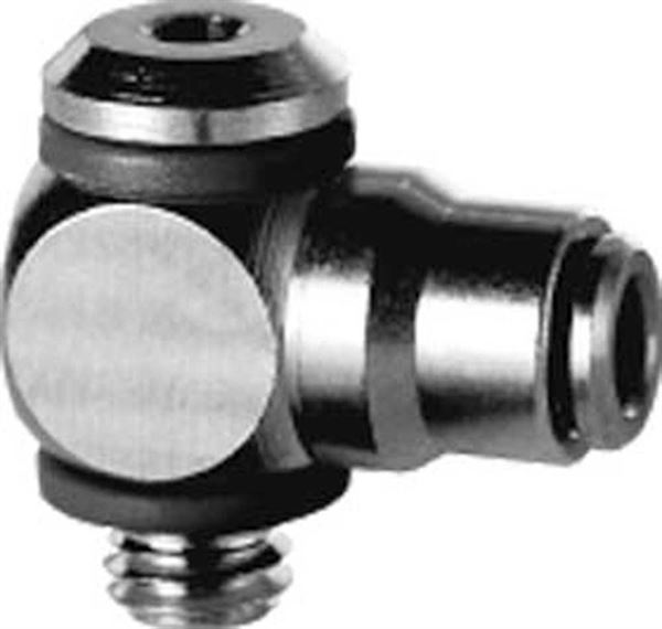 6621 Banjo Push In Fitting - Parallel Connector