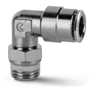 S6520 Swivel Elbow Push In Fitting