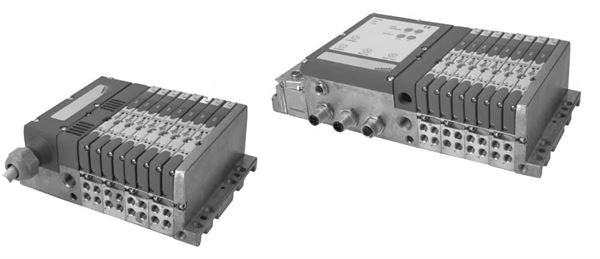 Series H Valve Islands - Multipole and Fieldbus