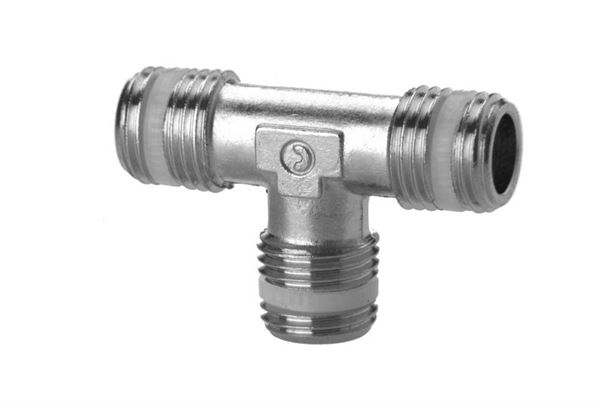 S2080 Equal Male Tee - Taper Pipe Fitting Sprint