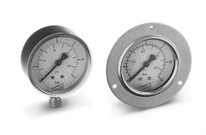 Pressure Gauges & Accessories for Pneumatic Systems
