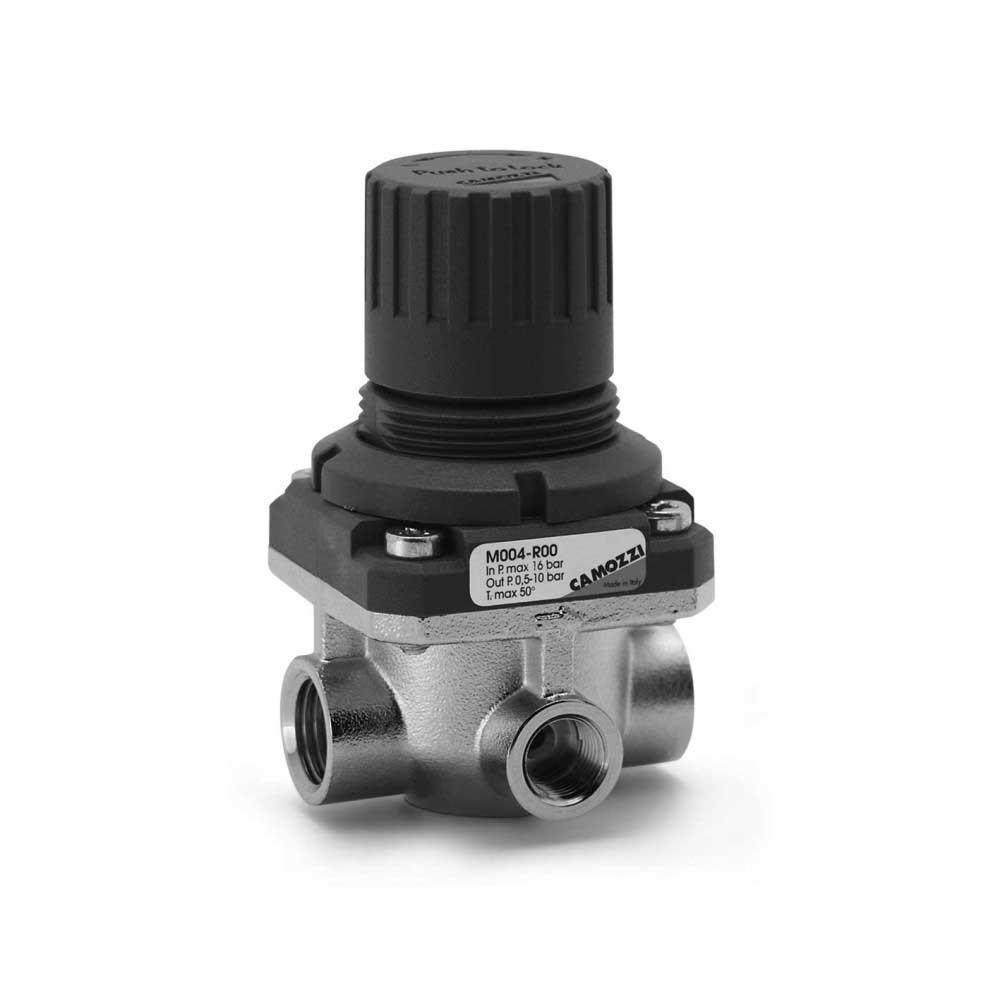 Series M Pressure Micro Regulators Camozzi Pneumatics Ltd