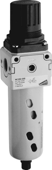 Series MC Filter Regulators